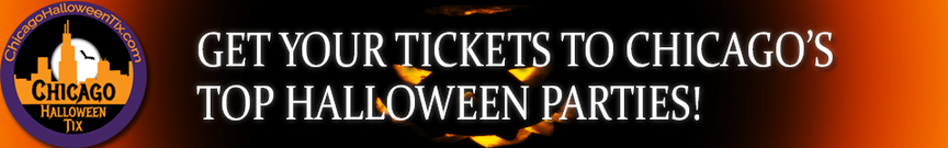 Get Your Tickets to Chicago's Top Halloween Parties!